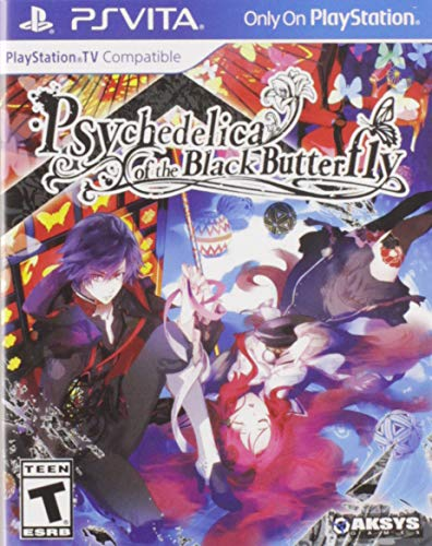 (Psychedelica of The Black Butterfly - PlayStation Vita)