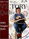 Victory Quilts, Eleanor Burns, 1891776231