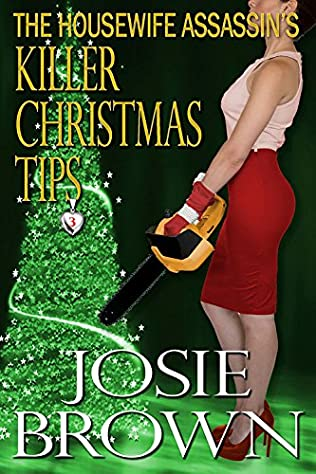 book cover of The Housewife Assassin\'s Killer Christmas Tips