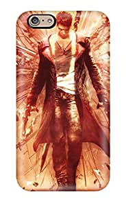 Fashion MetHi1781ZURbc Case Cover For Iphone 6(devil May Cry 5)