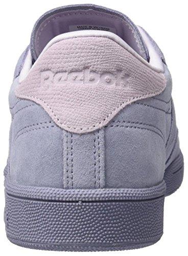 De Reebok purple Femme C Nbk Violet Club Tennis 85 Fogquartz Chaussures rXPwrgq
