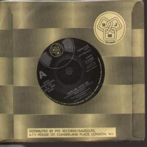 Love Me Love Me (Geno Washington And The Ram Jam Band)