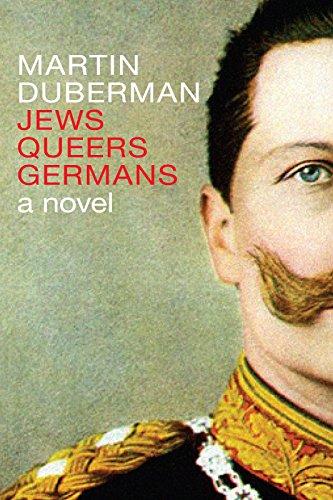 Jews Queers Germans: A Novel (Made Custom Rugs)
