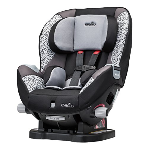 evenflo triumph lx convertible car seat mosaic import it all. Black Bedroom Furniture Sets. Home Design Ideas