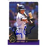 Jody Gerut autographed Baseball Card (Minor League Card) - Autographed Baseball Cards
