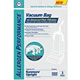 kenmore upright 50690 - DVC Kenmore Upright Allergen Filtration Cloth Vacuum Cleaner Bags. Fits Style 50688 and 50690-3pk (1)