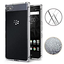 BlackBerry Motion Case, TopACE Ultra Thin Transparent Soft Gel TPU Silicone Case Cover for BlackBerry Motion (Clear)