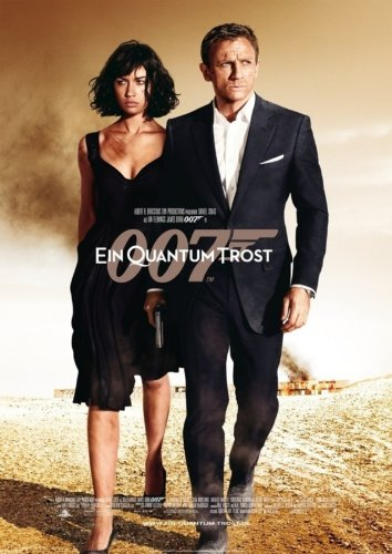 James Bond 007 - Ein Quantum Trost Film