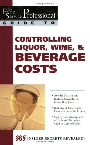 food and beverage cost control - 7