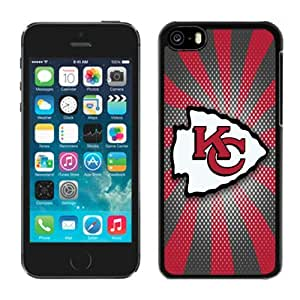 Best Amazing Iphone 5c Cover NFL Kansas City Chiefs 06 Sports Element Coolest Top Phone Protective Case