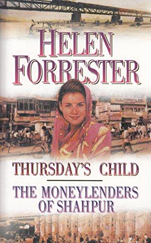 book cover of Thursday\'s Child / The Money Lenders of Shahpur