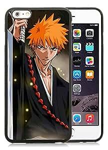Fashion Designed Bleach 15 Black iPhone 6 Plus 5.5 Inch Phone Case