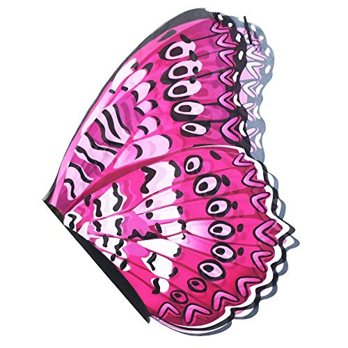 Flying Childhood Kids Girls Fairy Butterfly Wings Costume-Toddler Dress Up Dance Prop-Pretend Play Party Favors
