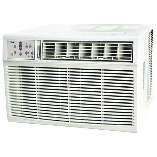 Koldfront WAC25001W 208/230v 25,000 BTU Heat/Cool Window Air Conditioner