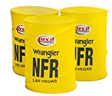 Big Country Toys NFR Barrels - Kids Hopper Toy Accessories - Barrel Racing & Rodeo Toys