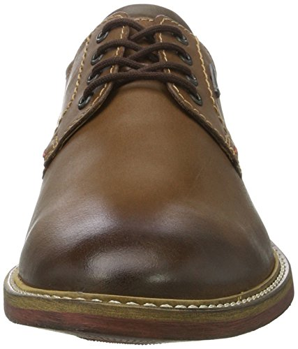 FRETZ men Andrew - Zapatos Derby Hombre Braun (Cavallo)