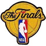 2012 NBA 'The Finals' Championship Patch Oklahoma City Thunders Miami Heat