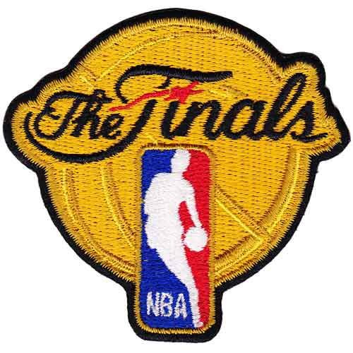 2012 NBA 'The Finals' Championship Patch Oklahoma City Thunders Miami Heat - Miami Heat Championship