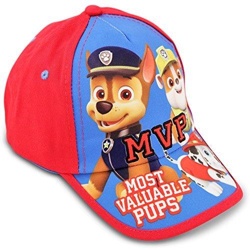 Nickelodeon Toddler Boys Paw Patrol Cotton Baseball Cap, Age 2-4