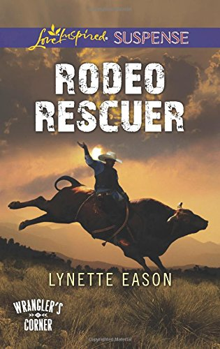book cover of Rodeo Rescuer