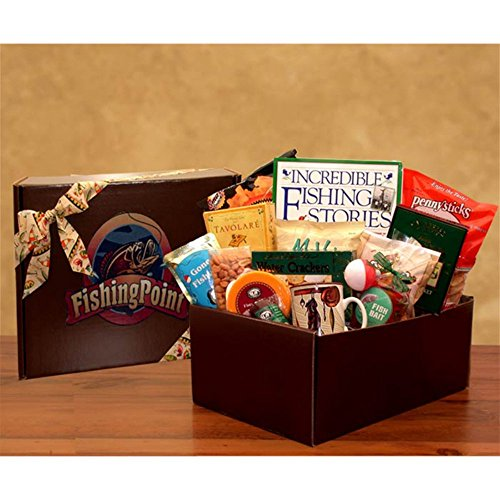 Fisherman's Point Gift Pack (Sams Chocolate Chip Cookies)