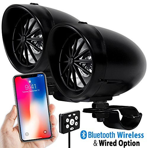 Bluetooth Speakers For Motorcycle - 7
