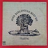 TRAFFIC John Barleycorn Must Die LP Vinyl VG+ Cover VG GF UAS 5504