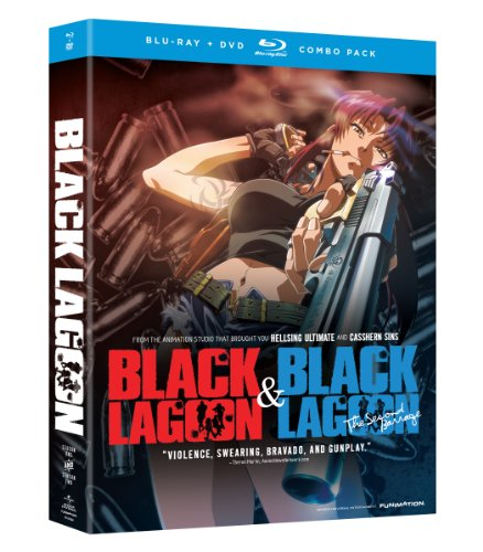 Black Lagoon: Complete Set - Season 1 & 2
