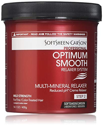 Softsheen Carson Multi-Mineral Mild Relaxer Creme, 14.1 Ounce