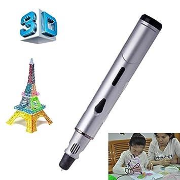 Wewoo bolígrafo Impresora 3D Impresión Estereoscópica Portátil ...