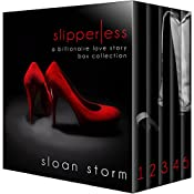 Slipperless Series Box Set: Five Volume Collection: Slipperless, Books 1-5 | Sloan Storm