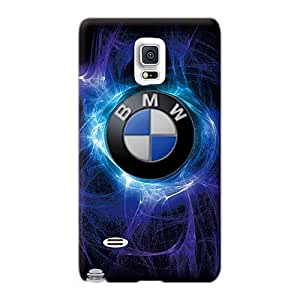 Hardcase88 Samsung Galaxy Note 4 Scratch Resistant Hard Cell-phone Case Custom Fashion Bmw Pattern [HWP1484mCEA]