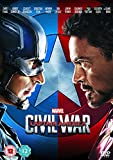 Captain America: Civil War [DVD] [2016]