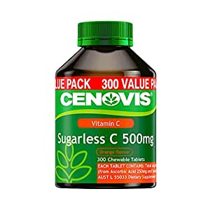 Cenovis Sugarless C 500mg - 300 Tablets