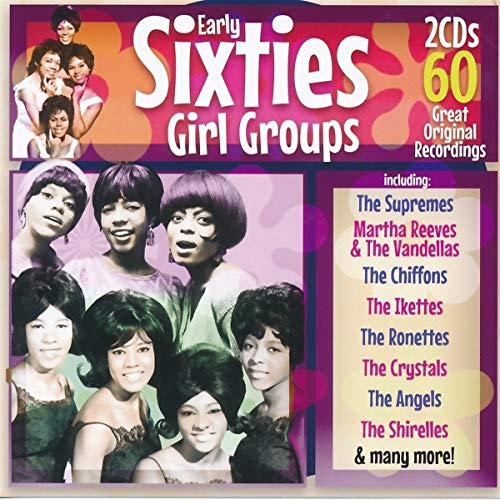 Girls From The 60s (Early Sixties Girl Groups (2)