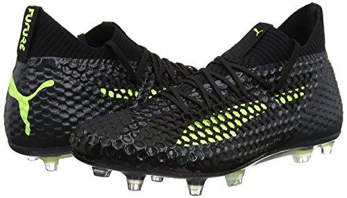 1 Ag 18 Chaussures fizzy Black Netfit De Yellow asphalt Foot Pour Fg Puma Hommes Future qxwwCYSFa4