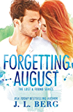 Forgetting August (Lost & Found Book 1)