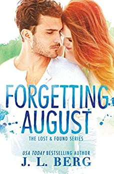 Forgetting August (Lost & Found Book 1) by [Berg, J.L.]
