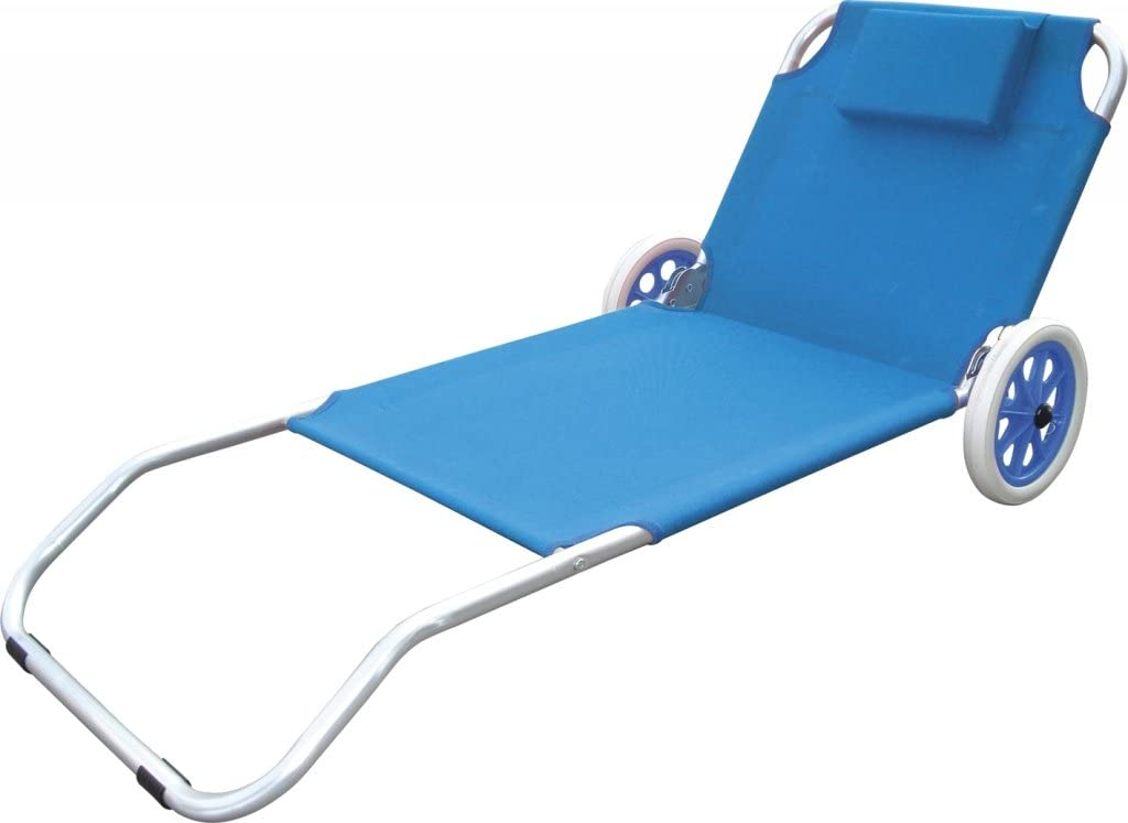INNOVAXE Clic-Clac Strandmatte klappbarer Liegestuhl