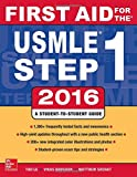 Pathoma Best Deals - First Aid for the Usmle Step 1, 2016