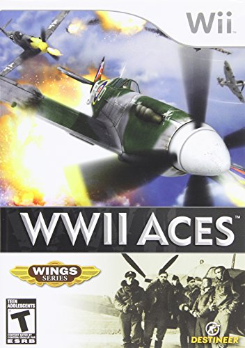 (WWII Aces - Nintendo Wii)