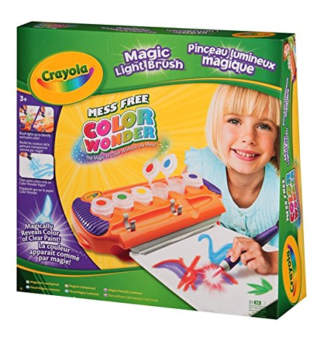crayola color wonder paint set - 5