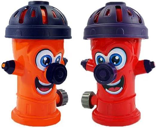 Auplew Hidrante contra Incendios Rociador Rociador de Agua Juguetes Hidrante contra Incendios Manguera de jardín Baño Diversión Juguetes para familias Niños Diversión al Aire Libre Niños: Amazon.es: Hogar