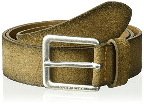 BOSS Orange Mens Jordin Soft Suede Leather Belt