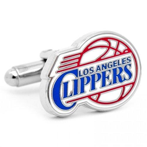 NBA Los Angeles Clippers Cufflinks by Cufflinks by Cufflinks