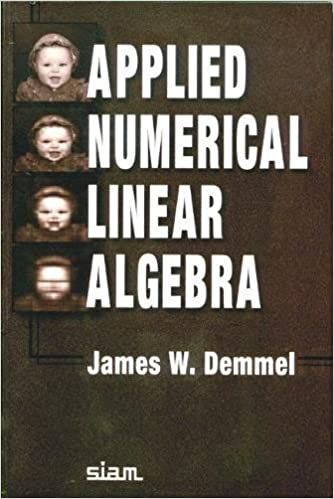 Amazon applied numerical linear algebra james w demmel livres fandeluxe Images
