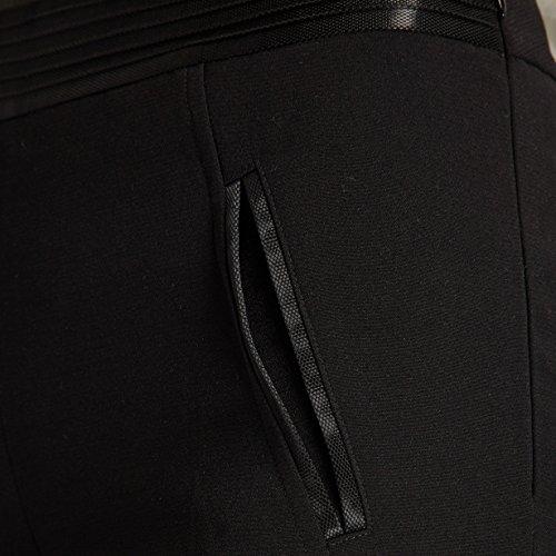 Femme Pantalon Fabricant Fr34taille Noir Droit Morgan f76vYbyg