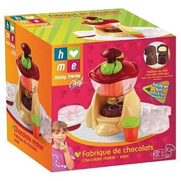 Logitoys 8602FHC - Fábrica de chocolate para niños