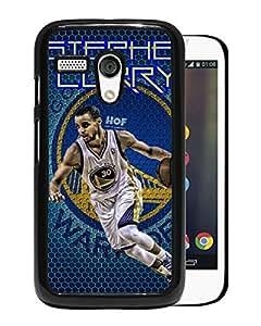 Golden State Warriors Stephen Curry Black Motorola Moto G Screen Phone Case Attractive and Fashion Design