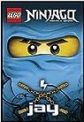 Lego Ninjago Jay par Lego